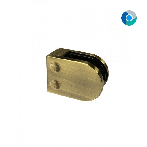 Brass Glass Bracket