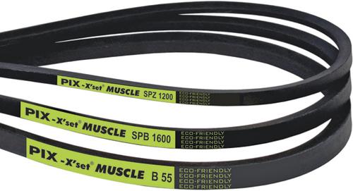 V Belts and Pulleys