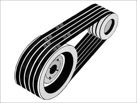 Poly Ribbed V belt