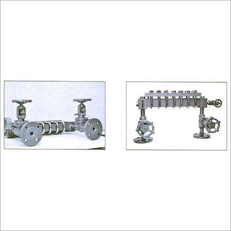 Reflex Type Level Gauge Assembly