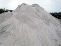 Raw Gypsum