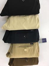 Dubby Cotton Trouser
