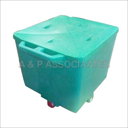 Seaplast Insulated Plastic Containers & Pallets