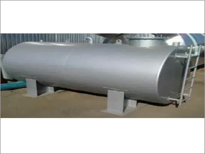 Stainless Steel Horizontal Tank
