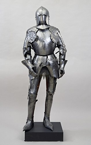 Gothic Suit Of Armor - Full Suit Of Armor Wearable Costume