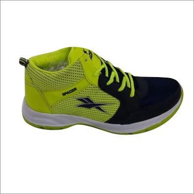 Green Casual Shoe