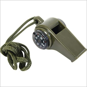 Whistle Compass