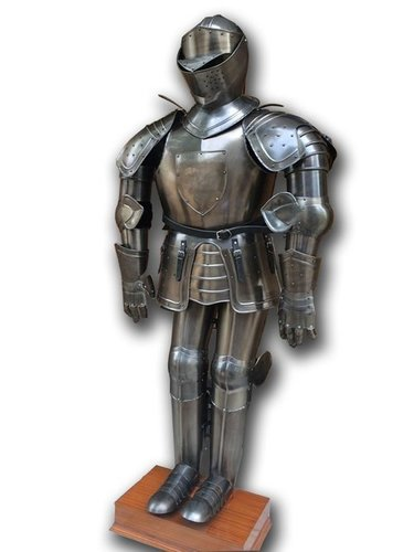 18 Gauge Medieval Closed Full Suit Of Armor