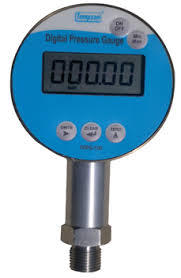 Pressure & Temperature Digital Indicator