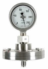 Pressure Diaphragm Gauge