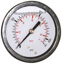 Pressure Glycerin Filled Gauge
