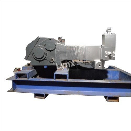 Reciprocating Triplex High Pressure Plunger Pump 750 Bar