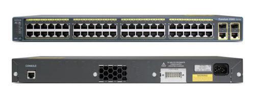 Cisco Catalyst 2960-48TC-L Switch