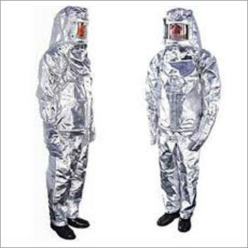 Aluminum Fire Proof Suits