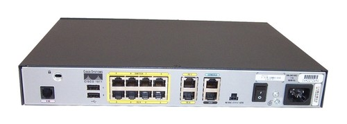 Cisco 1811 Integrated Services Router