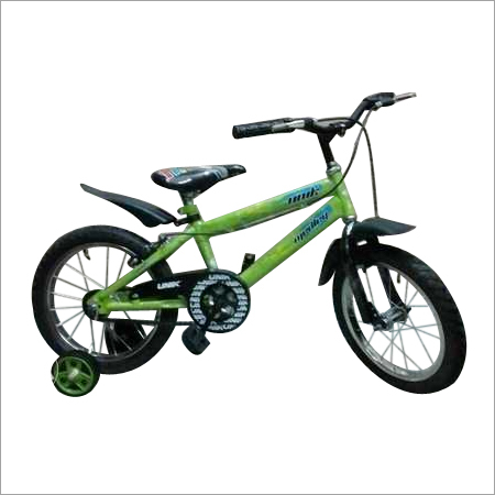 Supporting Wheel Kids Bicycle