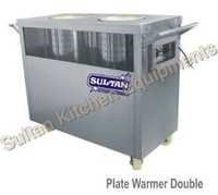 Plate Warmer Double