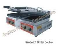 Sandwich Griller Double