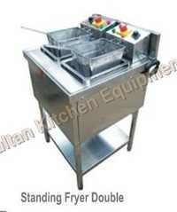 Standing Fryer Double