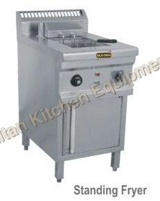 Standing Fryer