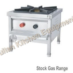 Stock Gas Range