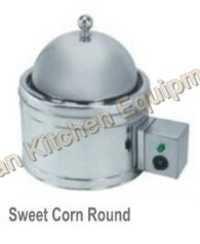 Round Sweet Corn Machine