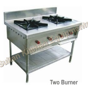 Two Burner