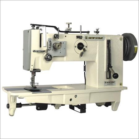 Double Needle Sewing Machine