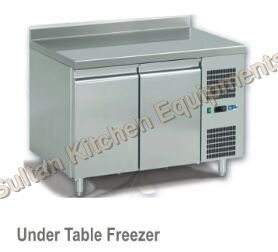 Under Table Freezer