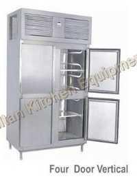 Vertical Four Door Refrigerator