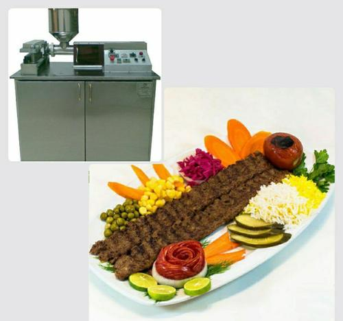 Automatic Kebab Skewer Machine