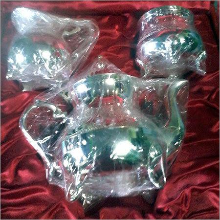 Silver Plated Tea Set