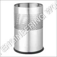 Outdoor Metal Dustbin
