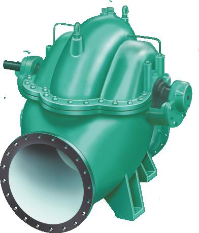 Engineered Horizontal Split Case Pump