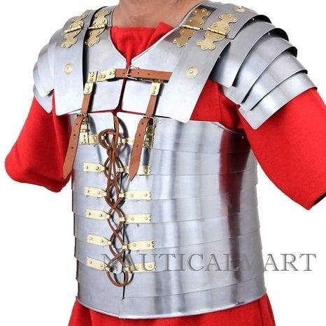 Medieval Roman, Gladiatorial Lorica Segmentata