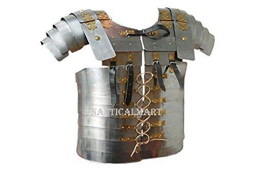 Medieval Soldier Lorica Segmentata Armor - Centurion Cuirass