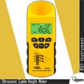 Ultrasonic Cable Height Meter