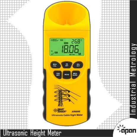 Ultrasonic Height Meter