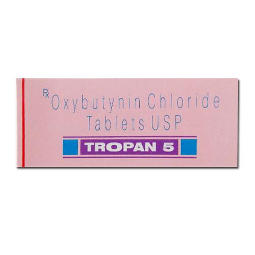 Oxybutamin Caps