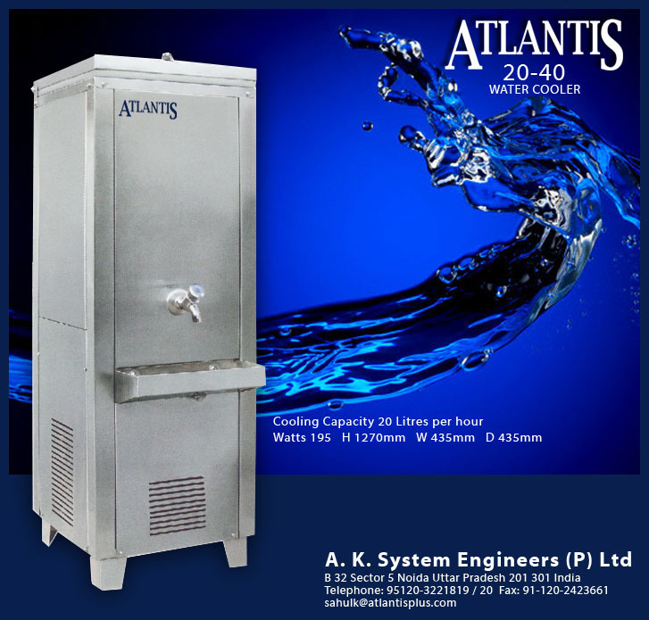 Atlantis Water Cooler