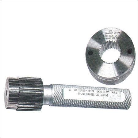 Spline Ring Gauge Calibration Services