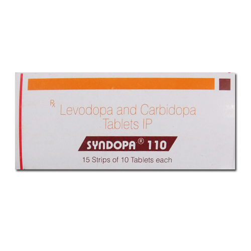 Levodopa100mg+Carbidopa 10mg