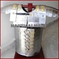 Medieval Armor Lorica Segmentata Breastplate Costume
