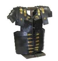 Roman Segmentata Lorica Breastplate In Leather: Wearable Costume