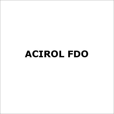 ACIROL FDO