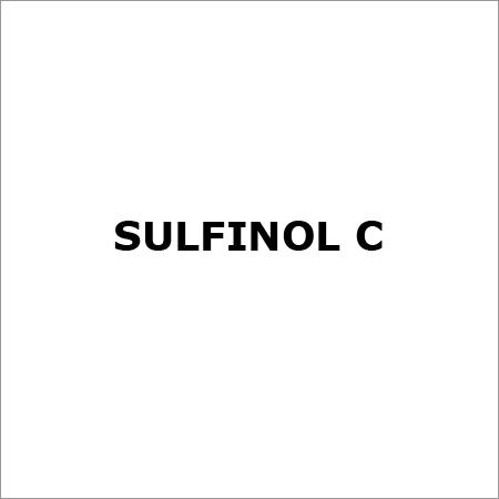 SULFINOL C