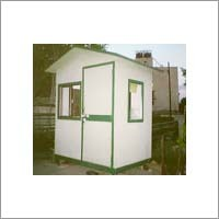 Security Guard Cabin - Hut