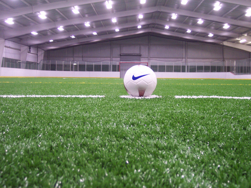 Non FiFA Approved Turf