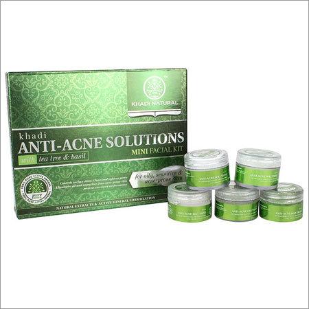Anti-Acne Solutions Mini Facial Kit
