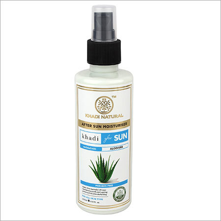 After Sun With Aloevera